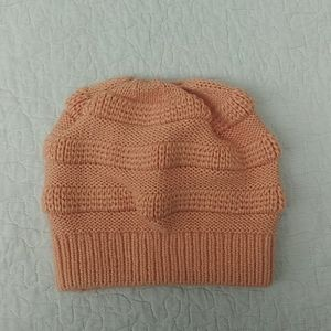 Other - Pink knitted hat
